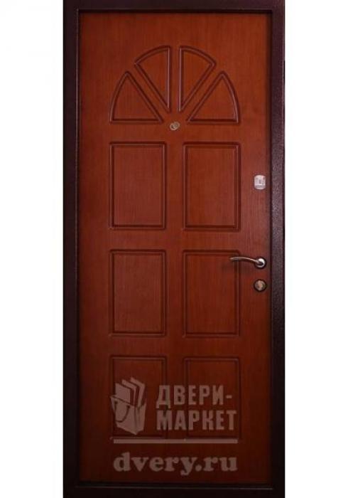 Двери-Маркет, Дверь входная металлическая порошковое напыление 41 - внутренняя сторона
