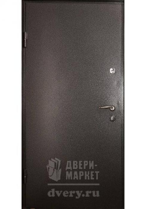 Двери-Маркет, Дверь входная металлическая порошковое напыление 43 - наружная сторона