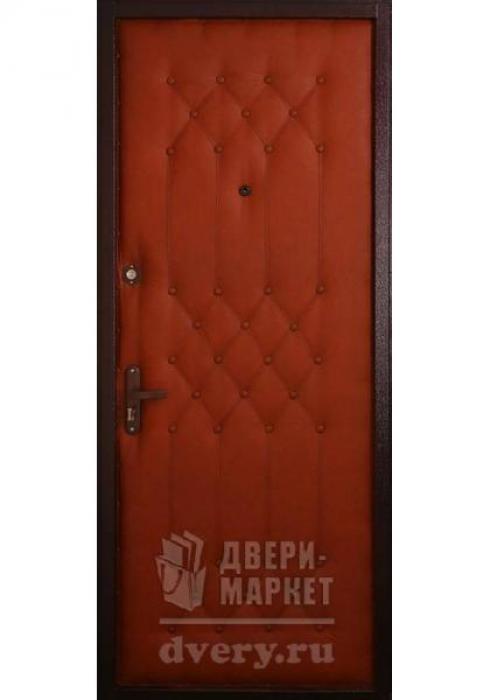 Двери-Маркет, Дверь входная металлическая порошковое напыление 44 - внутренняя сторона