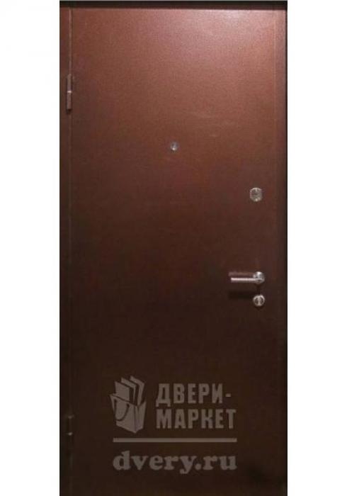 Двери-Маркет, Дверь входная металлическая порошковое напыление 50 - наружная сторона