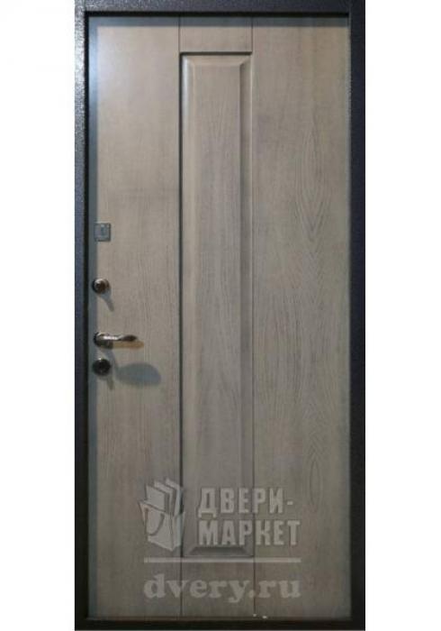 Двери-Маркет, Дверь входная металлическая порошковое напыление 52 - внутренняя сторона