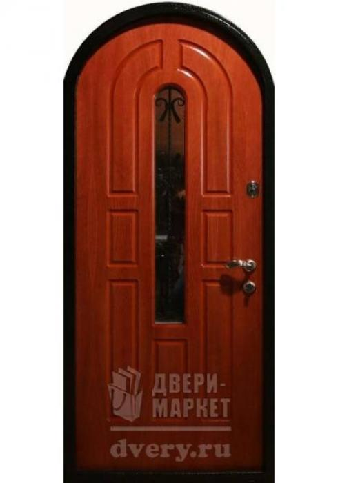 Двери-Маркет, Дверь входная металлическая порошковое напыление 55 - внутренняя сторона