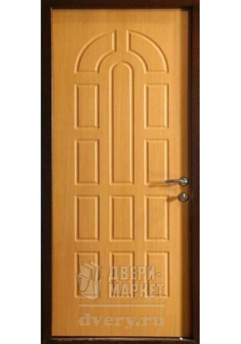 Двери-Маркет, Дверь входная металлическая порошковое напыление 70 - внутренняя сторона