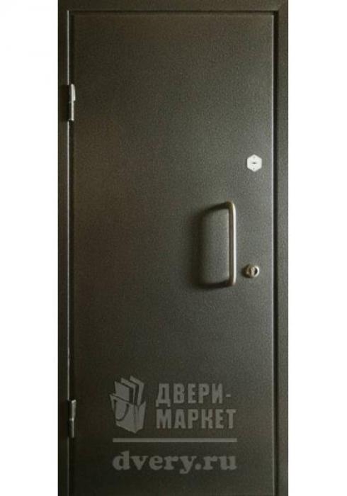 Двери-Маркет, Дверь входная металлическая порошковое напыление 72 - наружная сторона