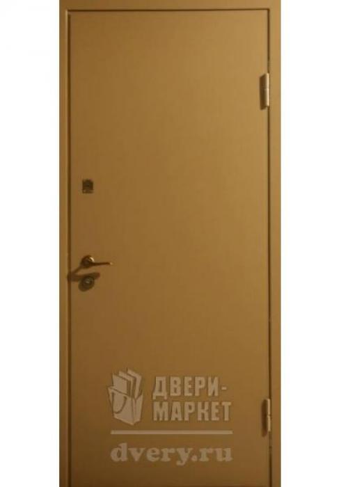 Двери-Маркет, Дверь входная металлическая порошковое напыление 75 - наружная сторона
