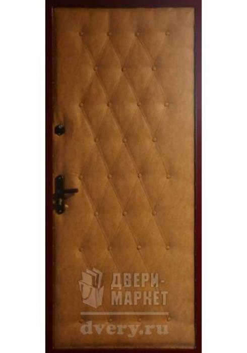 Двери-Маркет, Дверь входная металлическая порошковое напыление 80 - внутренняя сторона