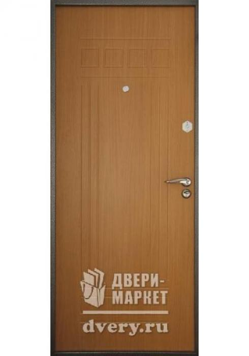 Двери-Маркет, Дверь входная металлическая порошковое напыление 89 - внутренняя сторона