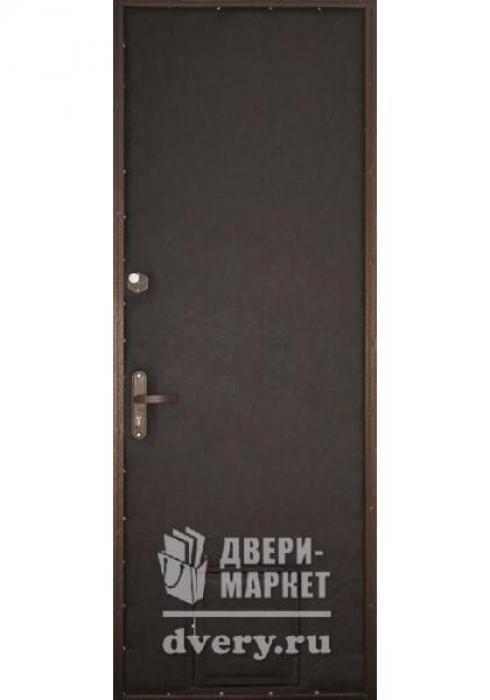 Двери-Маркет, Дверь входная металлическая порошковое напыление 95 - внутренняя сторона