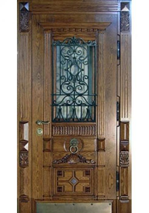 First Doors, Дверь входная металлическая с наборной филнкой