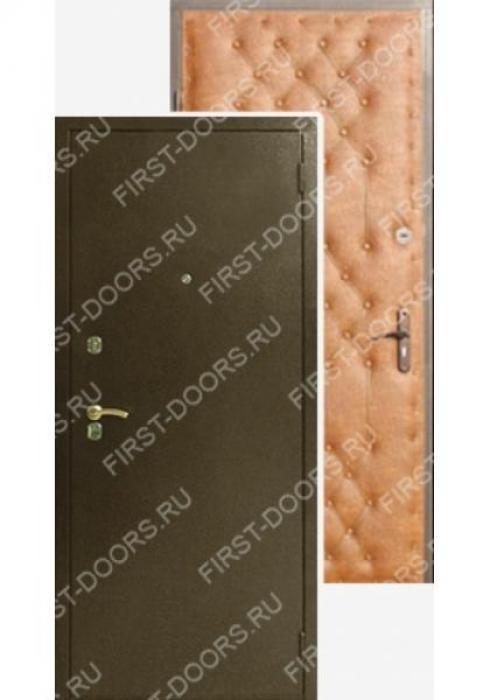 First Doors, Дверь входная металлическая с порошковым напылением