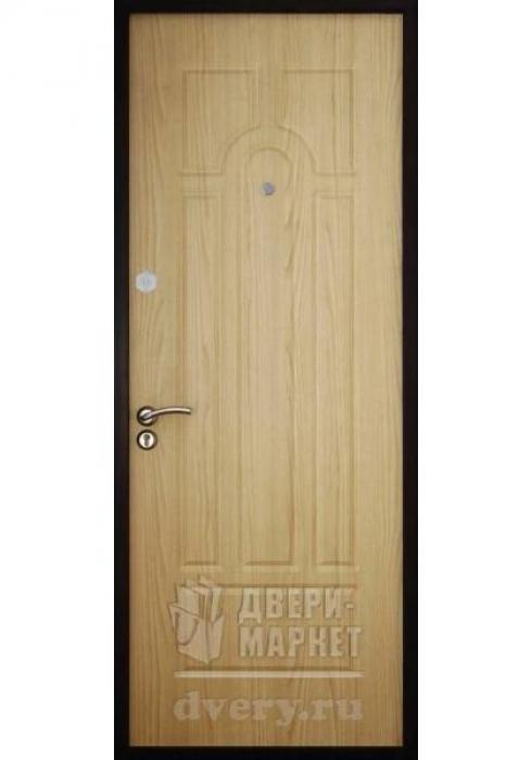 Двери-Маркет, Дверь входная металлическая шпон 02 - внутренняя сторона