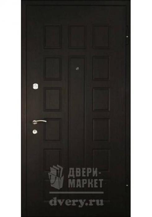 Двери-Маркет, Дверь входная металлическая шпон 03 - наружная сторона