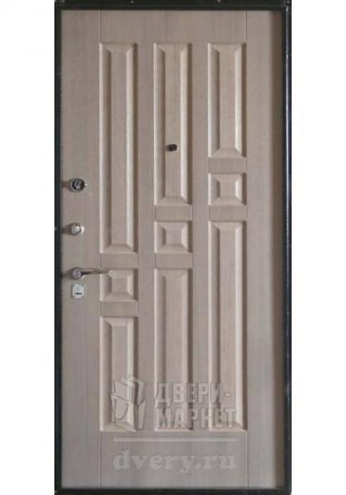 Двери-Маркет, Дверь входная металлическая шпон 12 - внутренняя сторона