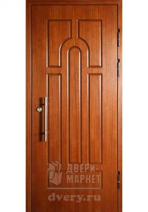 Двери-Маркет, Дверь входная металлическая шпон 14