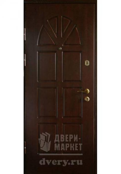Двери-Маркет, Дверь входная металлическая шпон 21 - наружная сторона