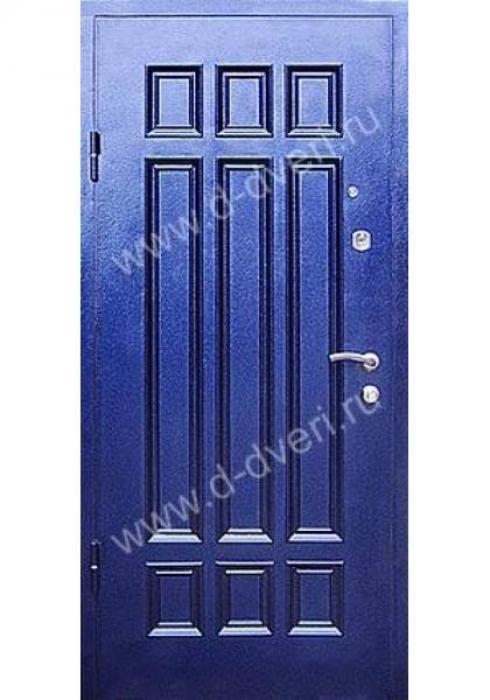 Дельта-сталь, Дверь входная с металлофиленкой