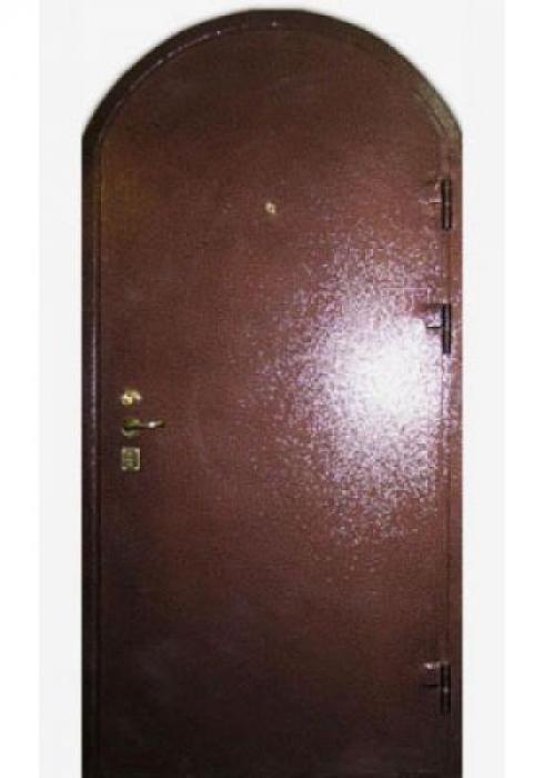 First Doors, Дверь входная стальная арочная