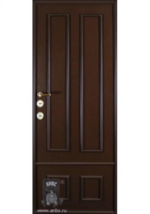 АНБС, Дверь входная стальная фанерованная облицовка
