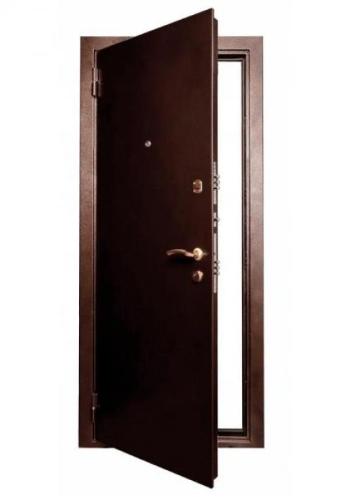 Гранит, Дверь входная стальная Гранит М1 - наружная сторона