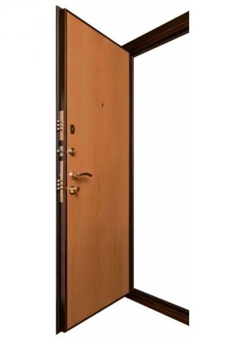 Гранит, Дверь входная стальная Гранит М1 - внутренняя сторона  Гранит