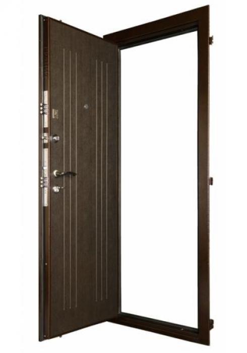 Гранит, Дверь входная стальная Гранит М2 Люкс - внутренняя сторона