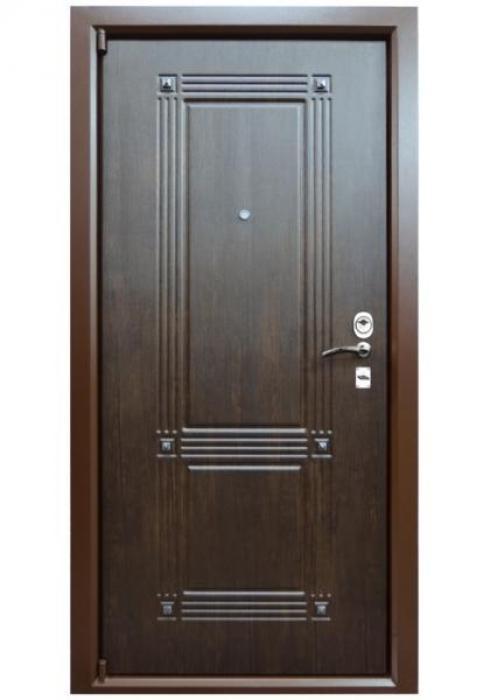 Гранит, Дверь входная стальная Гранит Премиум - наружная сторона