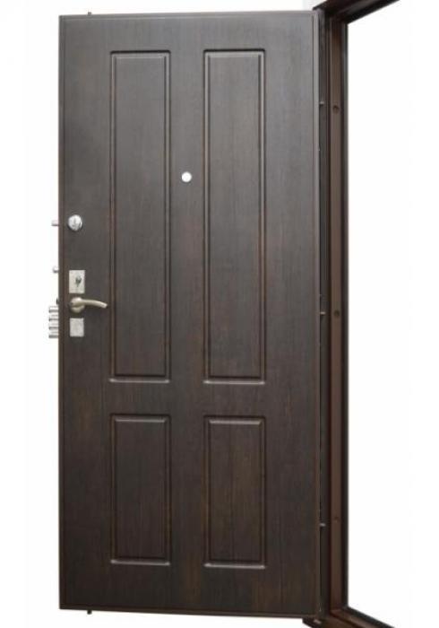 Гранит, Дверь входная стальная Гранит Премиум - внутренняя сторона