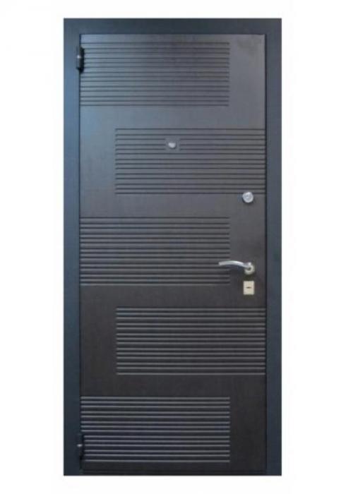 Гранит, Дверь входная стальная Гранит Т1 - наружная сторона