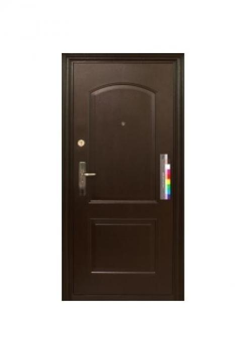 Бербекс, Дверь входная стальная К158