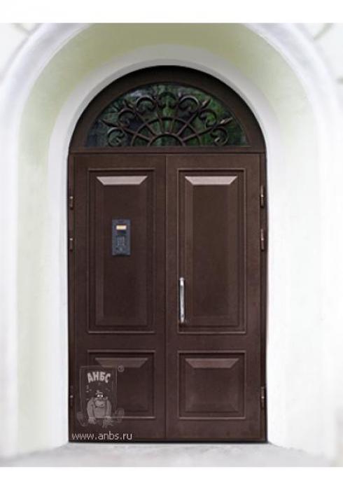 АНБС, Дверь входная стальная металлофиленка