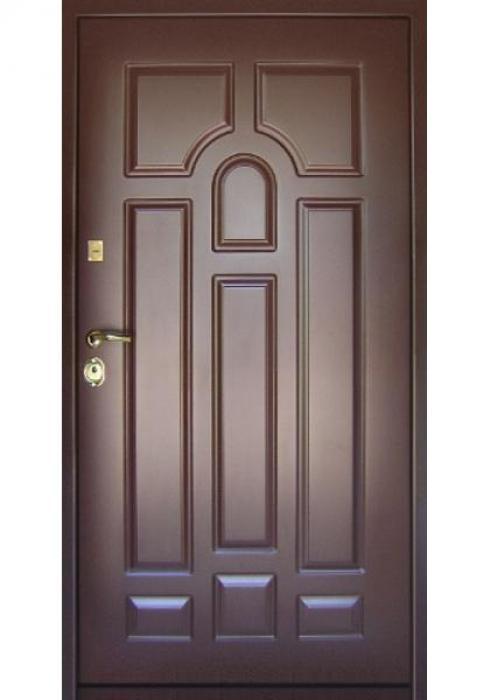 АНБС, Дверь входная стальная объемная фрезеровка
