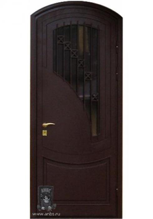 АНБС, Дверь входная стальная порошковое покрытие