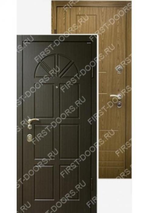 First Doors, Дверь входная стальная пвх