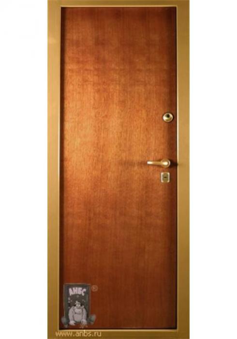 АНБС, Дверь входная стальная шпон