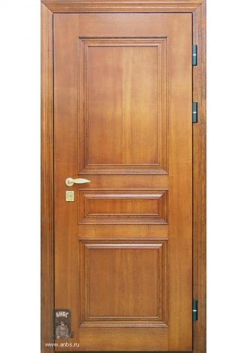 АНБС, Дверь входная стальная шпон багет