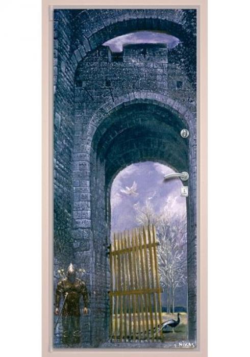 Зверь, Дверь входная Забытые ворота в Рай Зверь