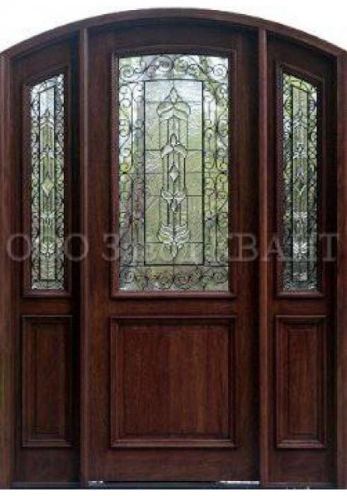 Квант, Металлическая арочная дверь  Квант