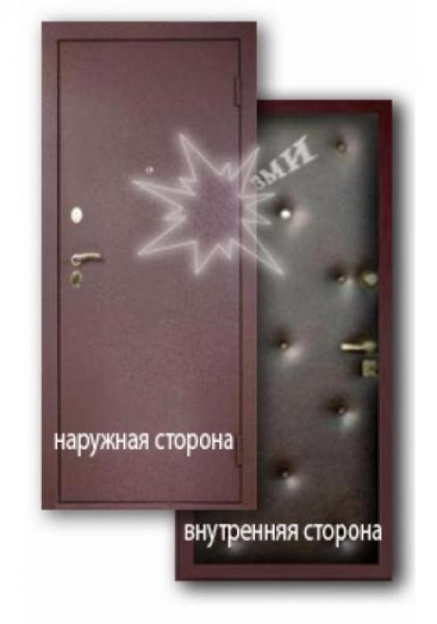 Завод Металлических Изделий, Металлическая дверь эконом 6
