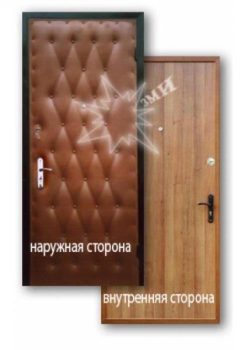Завод Металлических Изделий, Металлическая дверь эконом 7