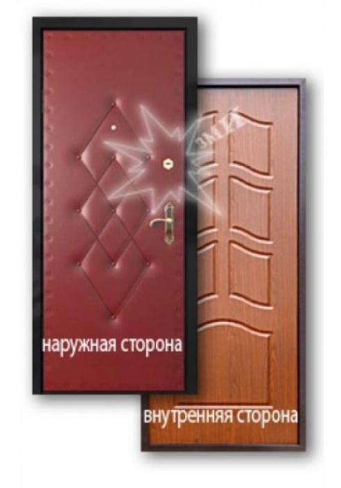Завод Металлических Изделий, Металлическая дверь эконом 8