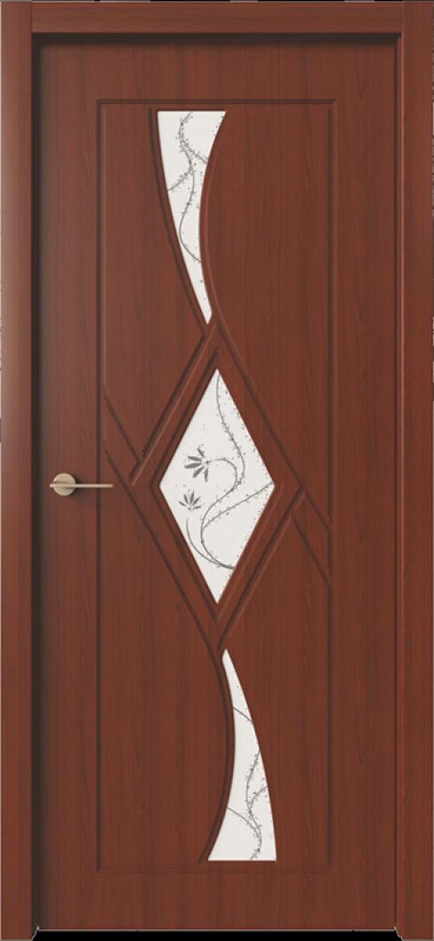 DREAM DOORS, Металлическая дверь КРИСТАЛЛ 1