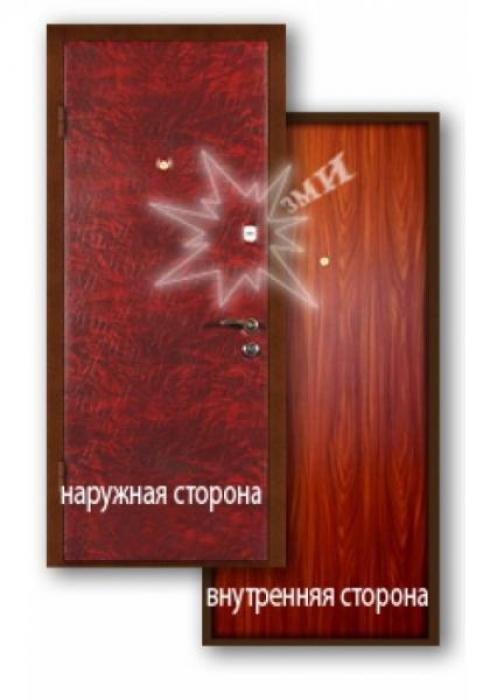 Завод Металлических Изделий, Металлическая дверь ламинат 1