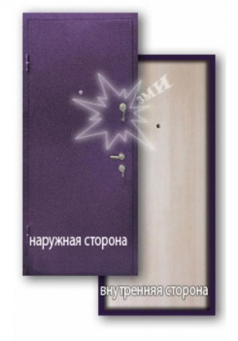 Завод Металлических Изделий, Металлическая дверь ламинат 2-1