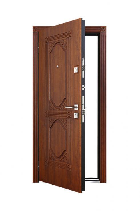 Бульдорс, Металлическая дверь Laсio Бульдорс