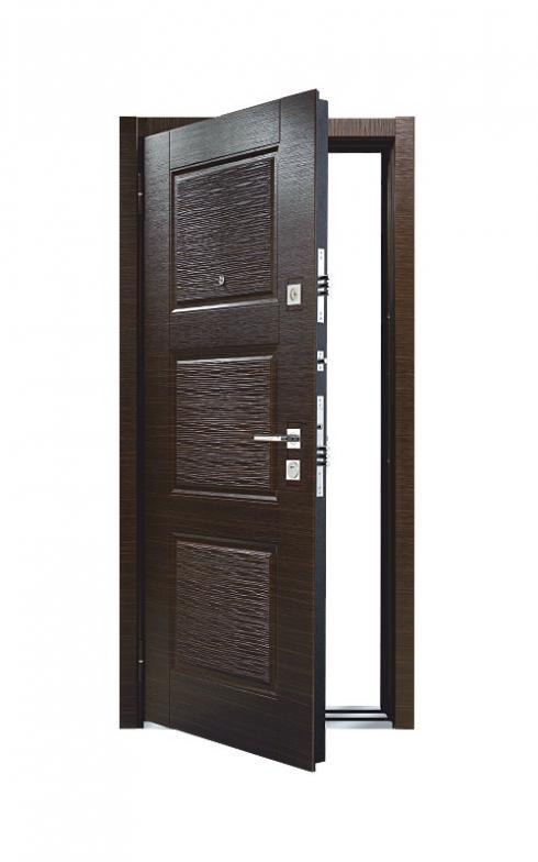 Бульдорс, Металлическая дверь Line 3 Бульдорс