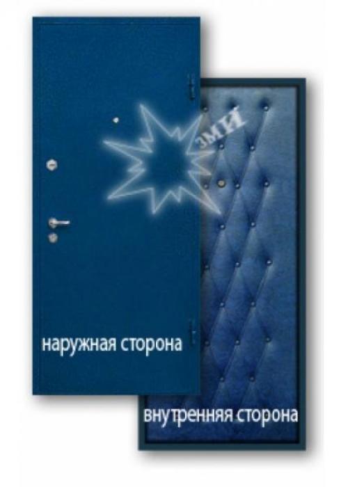 Завод Металлических Изделий, Металлическая дверь порошок 2-1