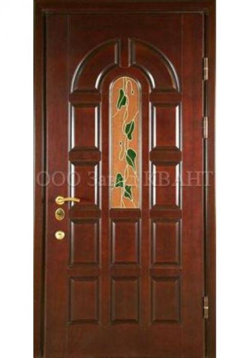 Квант, Металлическая дверь с витражом Квант