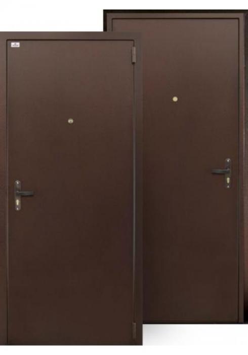 Аргус, Металлическая дверь Строитель 2 Аргус