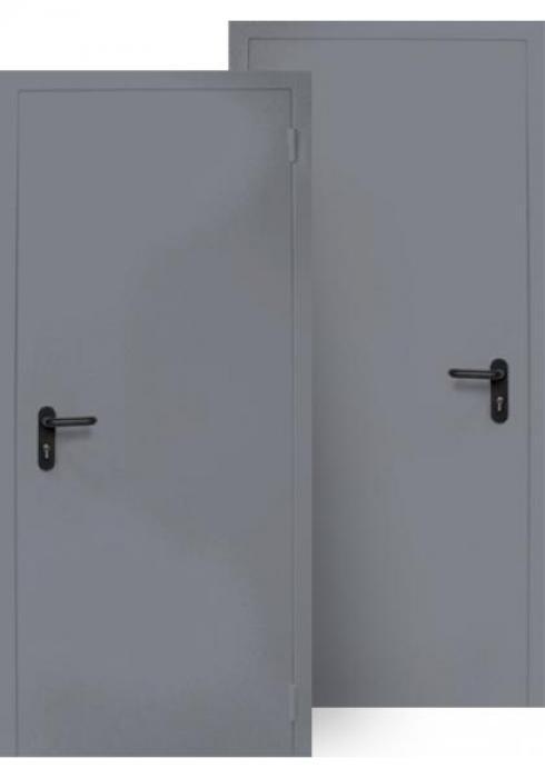 Аргус, Металлическая противопожарная дверь EI 60 Аргус