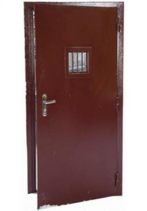 Защитные Конструкции, Металлическая техническая дверь ДМТ